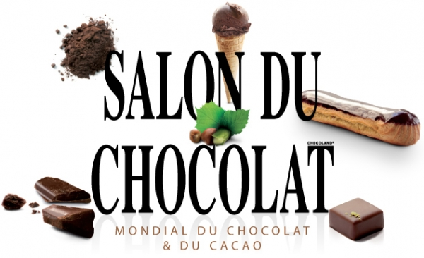 Salon du Chocolat – Paris Retina Logo