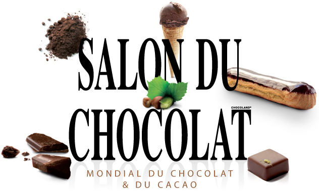 Salon du Chocolat – Paris Mobile Retina Logo