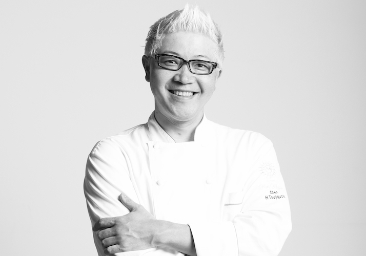 Hironobu Tsujiguchi – Le Chocolat de H – Pastry Show image