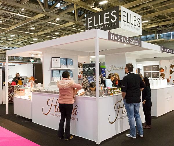 Craftsmen & Iconic brands - Salon du Chocolat - Paris