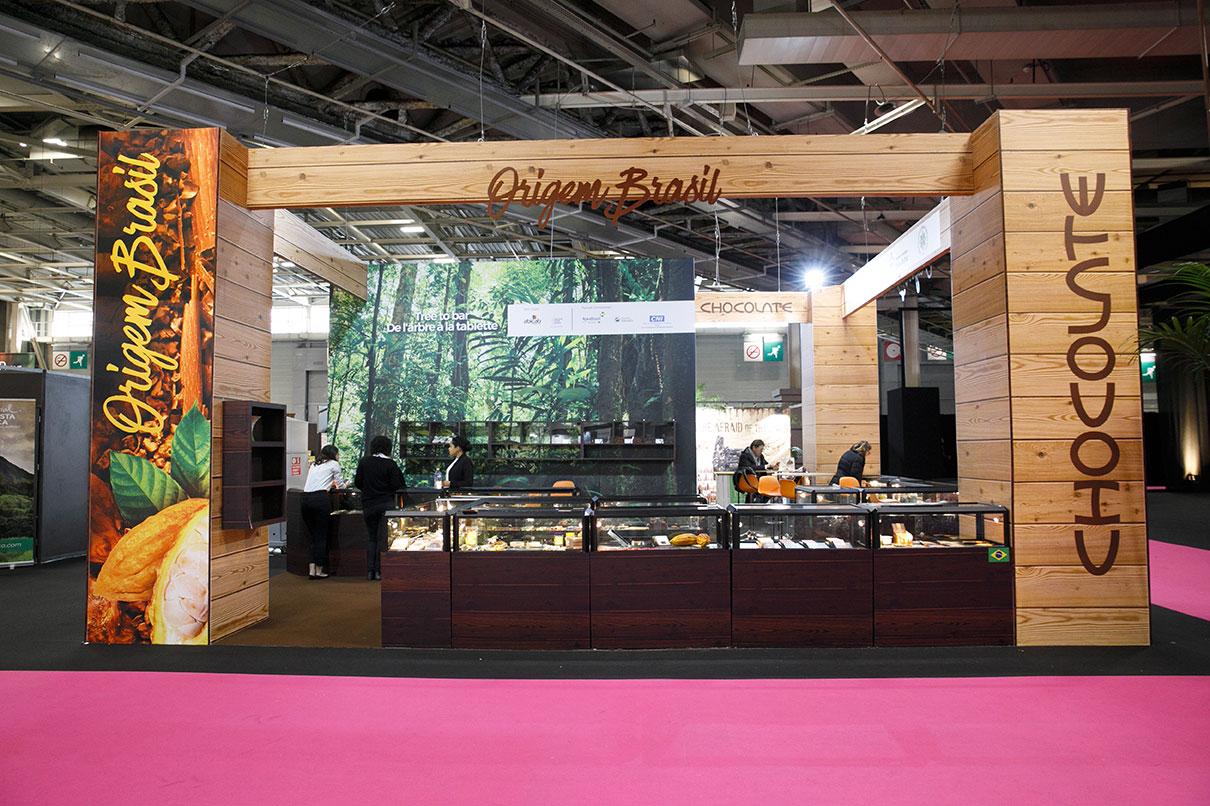 Cacao Producers Salon Du Chocolat Paris